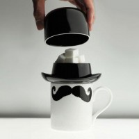Fancy - Bowler Hat Sugar Bowl