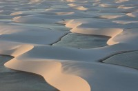 Lencois Maranhenses, Brazil : 10 Natural Places You Won't Believe Are Real - SmarterTravel.com