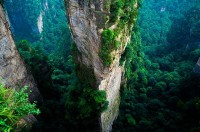 Zhangjiajie National Forest Park, China : 10 Natural Places You Won't Believe Are Real - SmarterTravel.com