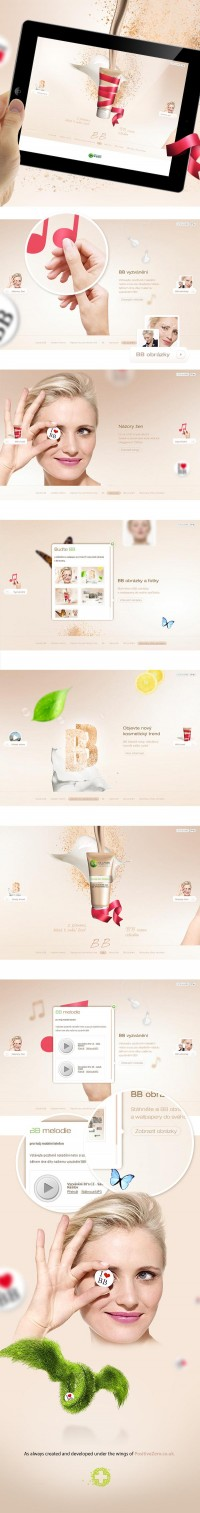 Creative Web Design Inspirations - 2