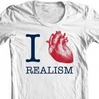 I Heart Realism Tee | Fancy Crave