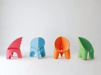 EVA Kids Chair EVA Kids Chair Design by Satoshi Itasaka
