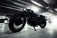 Nero Motorcycle by Bandit9 | Fancy Crave