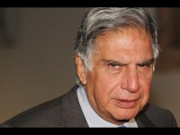 In this photograph taken on February 28, 2012, chairman of India\'s top vehicle maker Tata sons, Ratan Tata, walks into a meeting in Geneva. The outgoing head of the Tata business empire warned on December 7, 2012, that a lack of government support was preventing Indian industry from competing with China and lashed out at a \'venal\' business environment. - Ratan Tata Images: Firstpost Topic