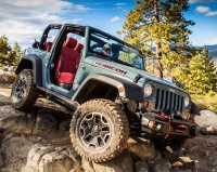 Jeep Wrangler Rubicon 10th Anniversary | Fancy Crave
