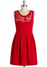 Clipping Garland Dress | Mod Retro Vintage Dresses | ModCloth.com