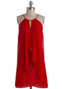 Style Savvy Scarlet Dress | Mod Retro Vintage Dresses | ModCloth.com
