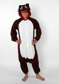 Kigurumi Shop   Wolf Kigurumi - Animal Costumes & Pajamas by Sazac