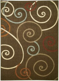 Cyclone Area Rug - Contemporary Rugs - Synthetic Rugs - Rugs | HomeDecorators.com