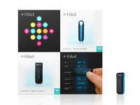 Fitbit 4 boxes by Mark Bult