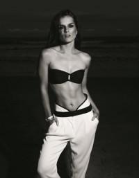 Fashion — Liliane Ferrarezi by Jacques Dequeker for Wish Report Magazine