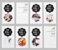 Resolve - Visual Identity Design by Neue