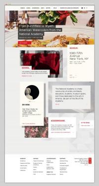 Websites — National Academy Museum