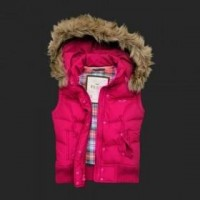 Hollister UK Womens Down Vest 003
