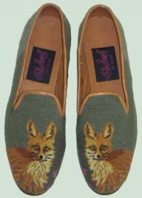 NEEDLEPOINT BY PAIGE SHOES - LOAFERS on The Hunt