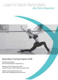 Xtend Certification | Pilates of Boca