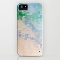 Waterfall iPhone Case by Ally Coxon | Society6
