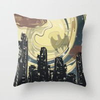 Where is Batman? Throw Pillow by pascal | Society6