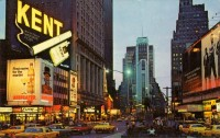 Times Square In The Seventies