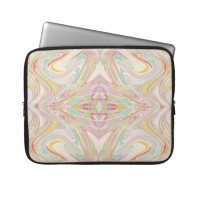 Vintage pattern 2 laptop sleeve from Zazzle.com