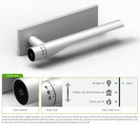 Off - Door Handle Concept by Eun-ah Kim, Jin Hyuk Rho & Maria Rho » Yanko Design