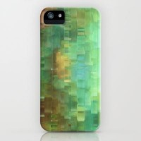 Verdigris iPhone Case by Ally Coxon | Society6