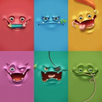 Faces Wallpapers by Sasha