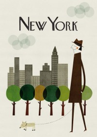Illustrated cities : Cosas mínimas