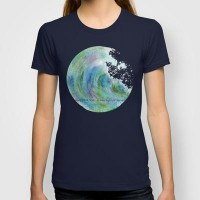 COURAGE 2013 T-shirt by Catherine Holcombe | Society6
