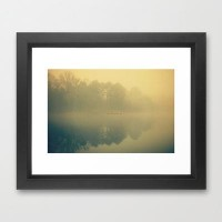 Turn the Quiet Up Framed Art Print by RDelean | Society6