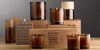 Restoration Hardware European Wax and Scent Set - The Dieline -