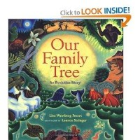 Our Family Tree: An Evolution Story: Lisa Westberg Peters, Lauren Stringer: 9780152017729: Amazon.com: Books