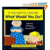 If You Had to Choose, What Would You Do?: Sandra McLeod Humphrey, Brian Strassburg: 9781573920100: Amazon.com: Books