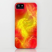 The Phoenix iPhone Case by Belle13 | Society6