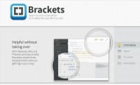 Brackets, Open-Source Code Editor built with the Web for the Web