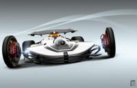 Future F1 Concept by ludwin cruz at Coroflot.com