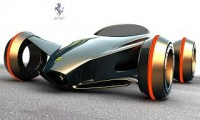 "RECING CAR SPOT BLOG'S: New Design of "" Ferrari "" the Future cars From Kazimdoku Design"