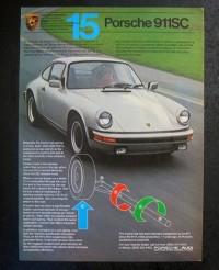 1980s Vintage Porsche Advertising — Designspiration
