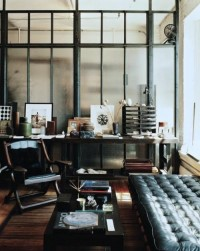 35 Interesting Industrial Interior Design Ideas | Shelterness