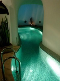 Wonderland / lazy river in a house.....my dream
