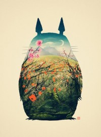 rawbdz: Tonari no Totoro by Victor Vercesi ... | SerialThriller™