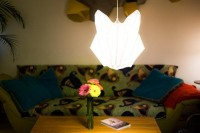 Fox Large do it yourself paper lampshade by DONKEYANDFRIENDS