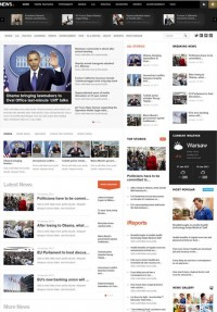 News - WordPress Magazine / News Theme, WordPress News Template - Professional Joomla 2.5 & 3.0 Templates and WordPress Themes, Wordpress Templates and Joomla Themes, Joomla Design Shop, Modules and Free Extension