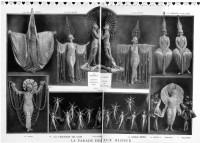 Folies Bergere costumes by Erte - Retronaut