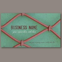 Crocheted Wires - Business Card from Zazzle.com on Wanelo