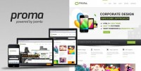 CMS Themes - Proma - Joomla Business Template | ThemeForest