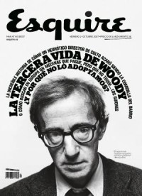Woody Allen Esquire Cover | Shiro to Kuro