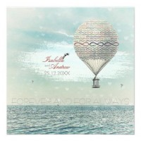 Forever and for always flight - wedding invite from Zazzle.com