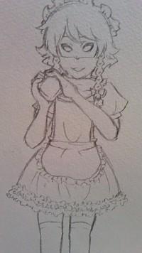 """Давайте рисовать примитивные костюмы! - Фото-сайт обмена """"Photozou"""""""