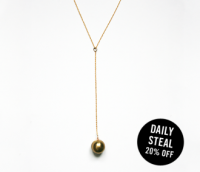 Rosemary Locket Necklace Uncovet